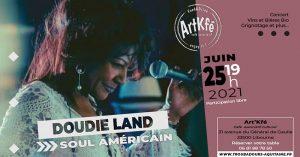 Apéro concert : Doudie Land @ Art'Kfé | Libourne | Nouvelle-Aquitaine | France