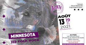 Apéro concert : Minnesota @ Art'Kfé | Libourne | Nouvelle-Aquitaine | France