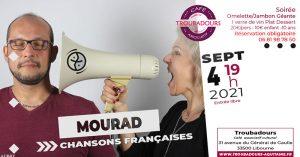 Apéro concert : Mourad @ Art'Kfé   Libourne   Nouvelle-Aquitaine   France