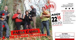 A l'ora occitana avec Passa camin @ Art'Kfé | Libourne | Nouvelle-Aquitaine | France