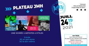 Apéro concert : Plateau JMH @ Art'Kfé | Libourne | Nouvelle-Aquitaine | France