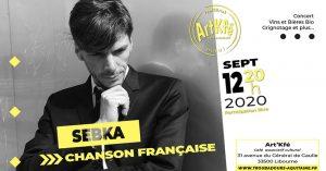Concert : Sebka @ Art'Kfé | Libourne | Nouvelle-Aquitaine | France