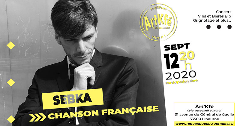 Concert : Sebka