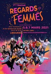 Festival Regards de Femmes #7 @ Troubadours | Libourne | Nouvelle-Aquitaine | France