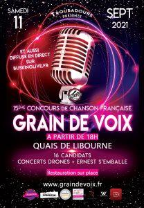 Grain de Voix 2021 @ Libourne | Nouvelle-Aquitaine | France
